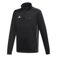 adidas Core 18 Trainingstop black-white Kinder