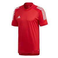 adidas Condivo 20 Trikot Training power red-white Herren