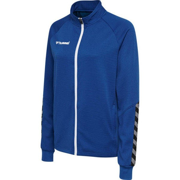 Hummel Authentic Poly Trainingsjacke true blue Damen - Bild 1